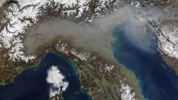 pianura padana smog 2017